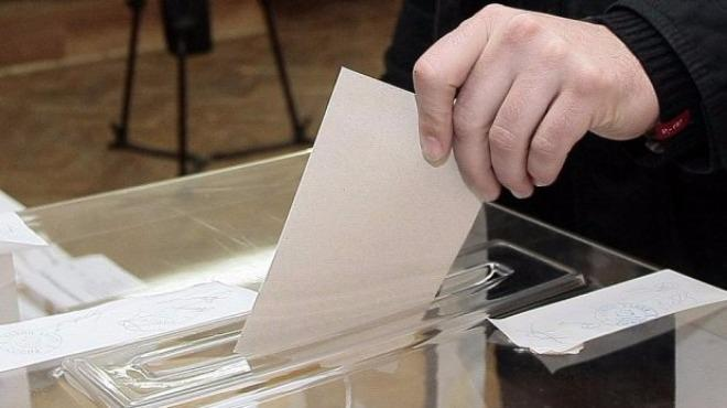 Избори, бюлетина. Снимка: архив