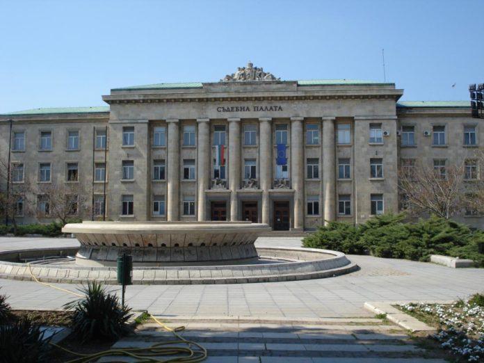 Съдебна палата Русе