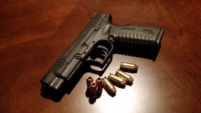 Пистолет. Снимка: Пиксабай