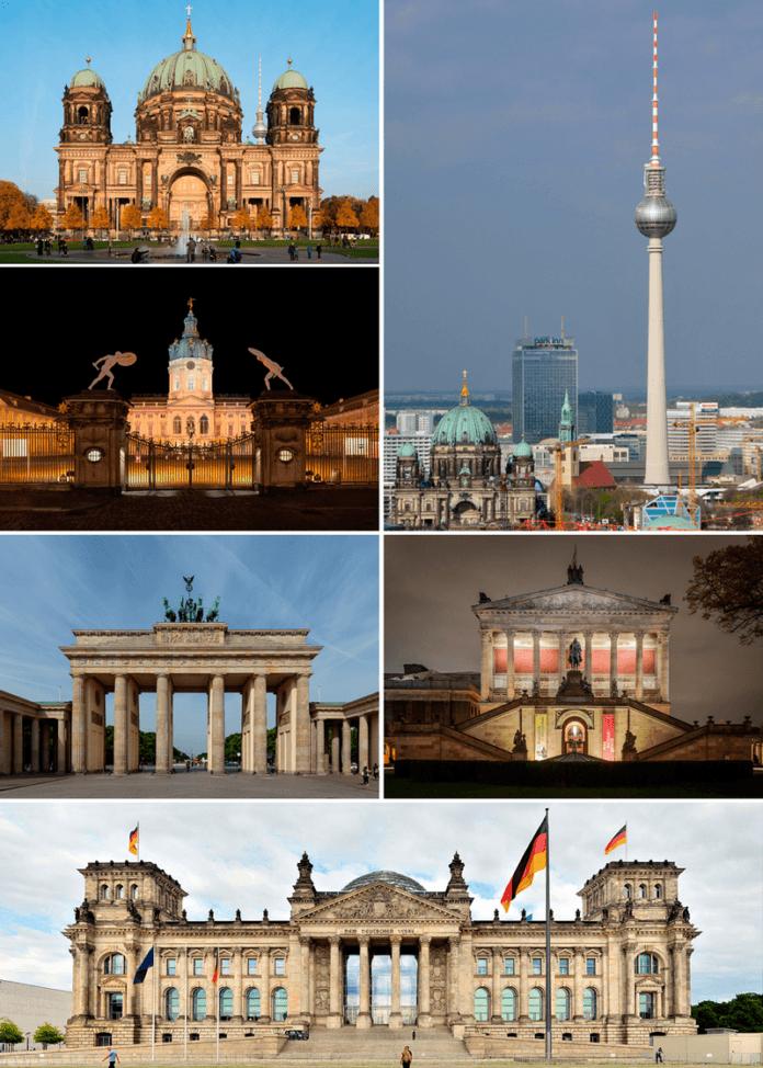 Берлин. Снимка: Уикипедия