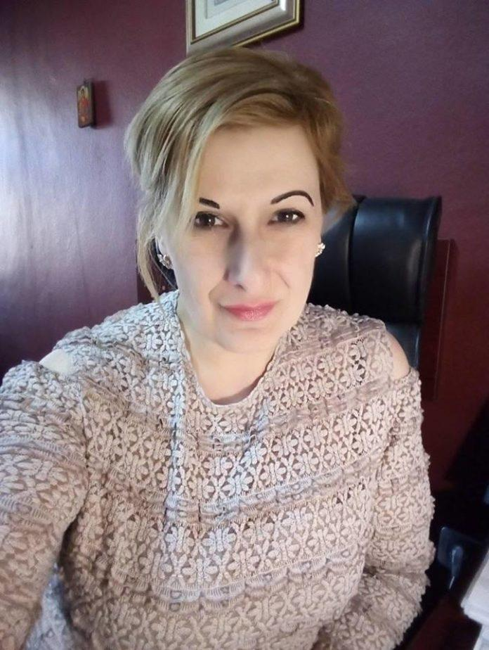 Елена Гунчева. Снимка: личен архив