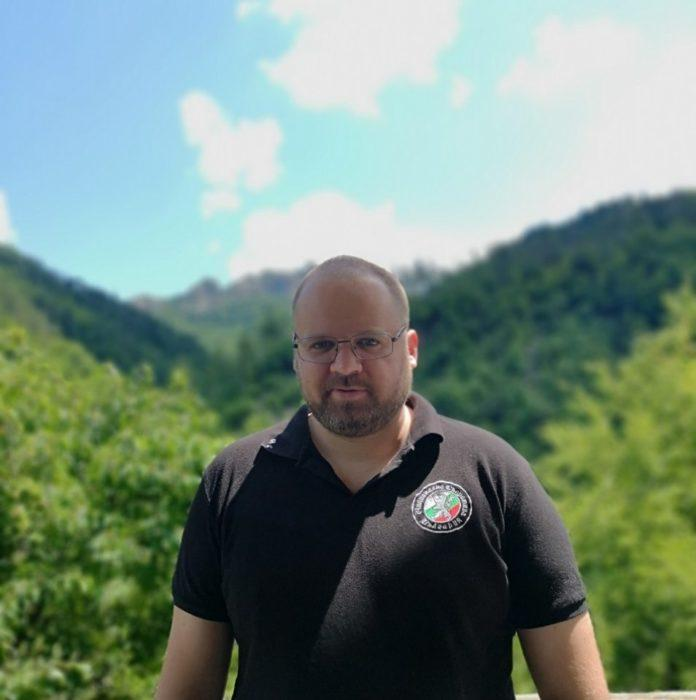 Благовест Асенов. Снимка: Личен архив