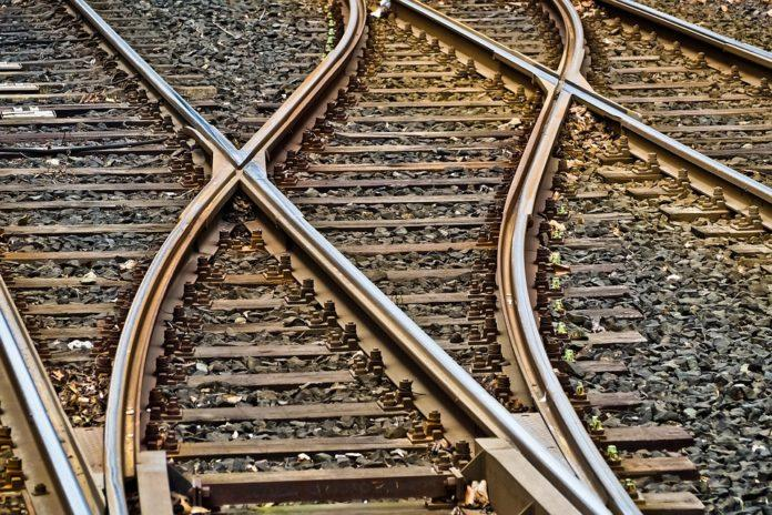 Железопътна линия