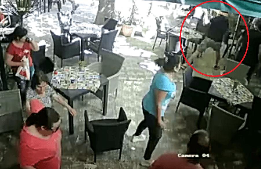 Бой в заведение в Пловдив