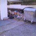 Отпадъците. Снимка: Красен Конов, Забелязано в Ловеч, Фейсбук