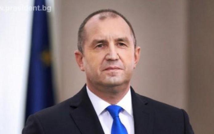 Президент Румен Радев