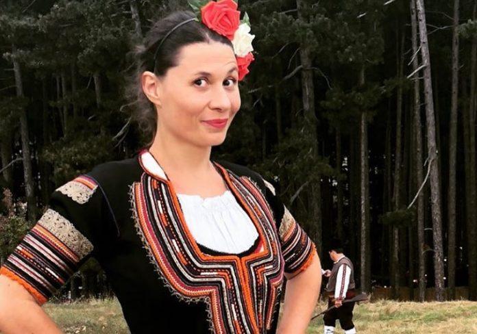 Елисавета Белобрадова. Снимка: Личен архив