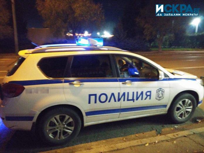 Патрулен автомобил, Полиция