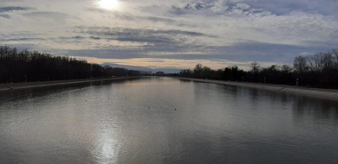 Гребен канал в Пловдив