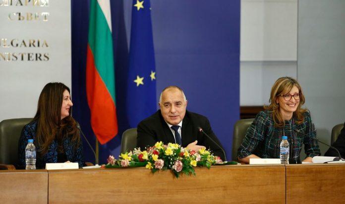 Премиер Бойко Борисов