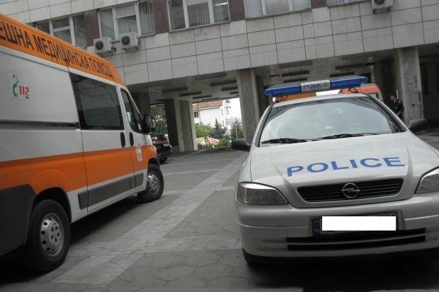 Полиция и линейка, Благоевград – Искра.бг