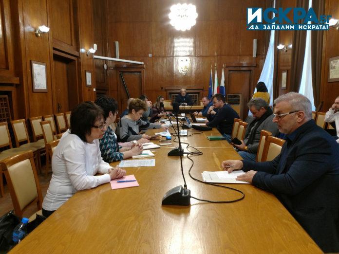 Заседание на Комисията по опазване на околната среда