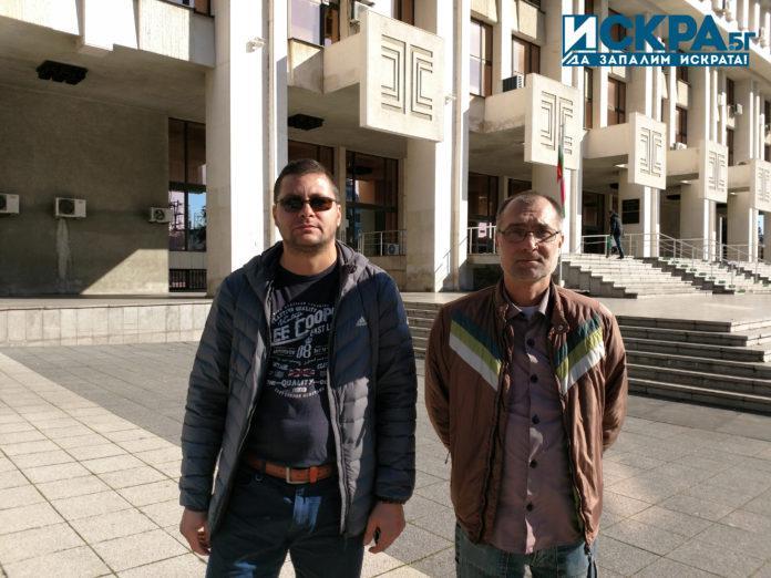 Юлиан Илиев и Николай Едрев