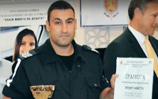 младши автоконтрольор Йордан Костадинов Петков