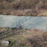 Замърсиха река Тополница с хвост
