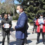 Бургазлии протестираха пред Общината