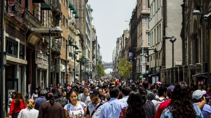 Мексико Сити, хора.